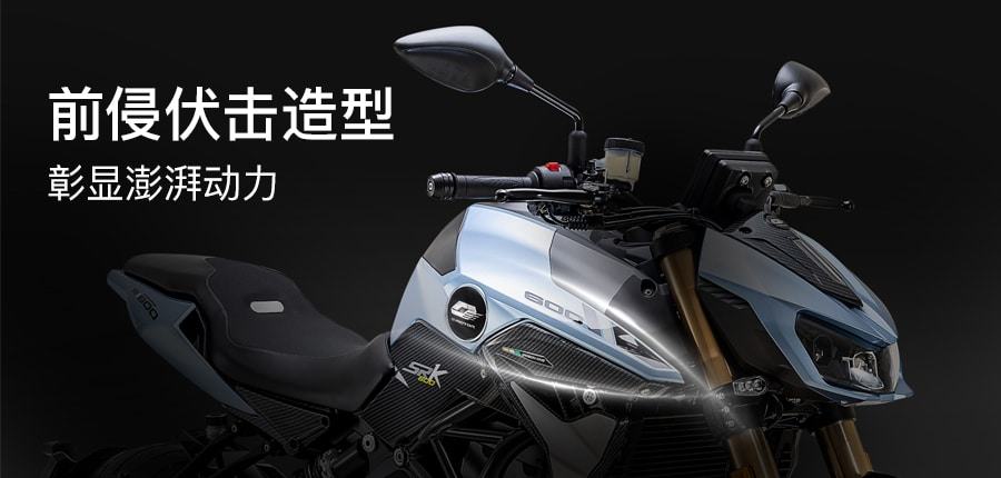 2020 Benelli TNT600i Launched China Image12