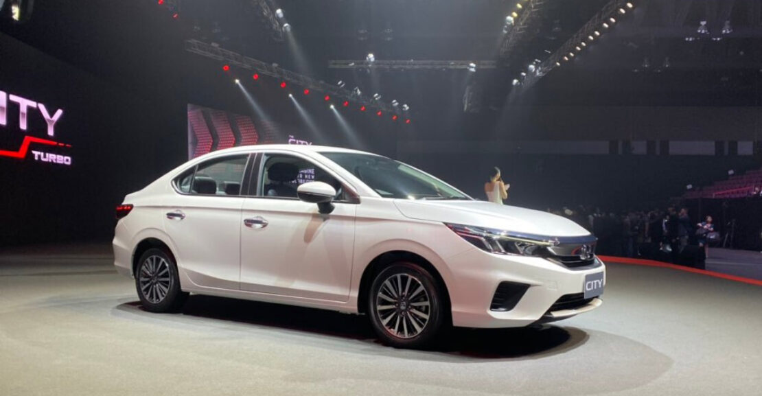 2020 Honda City Featured Image