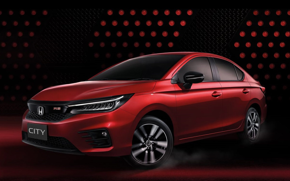 2020 Honda City RS Image1