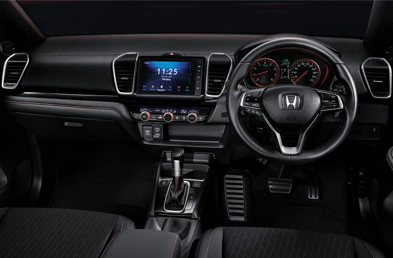 2020 Honda City RS Interior Image1