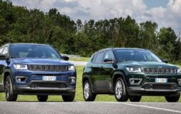 2020 Jeep Compass Featured Image