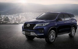 2020 Toyota Fortuner Revealed Featured Image