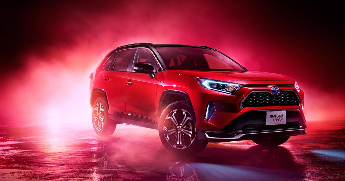 2020 Toyota RAV4 PHV Featured Image