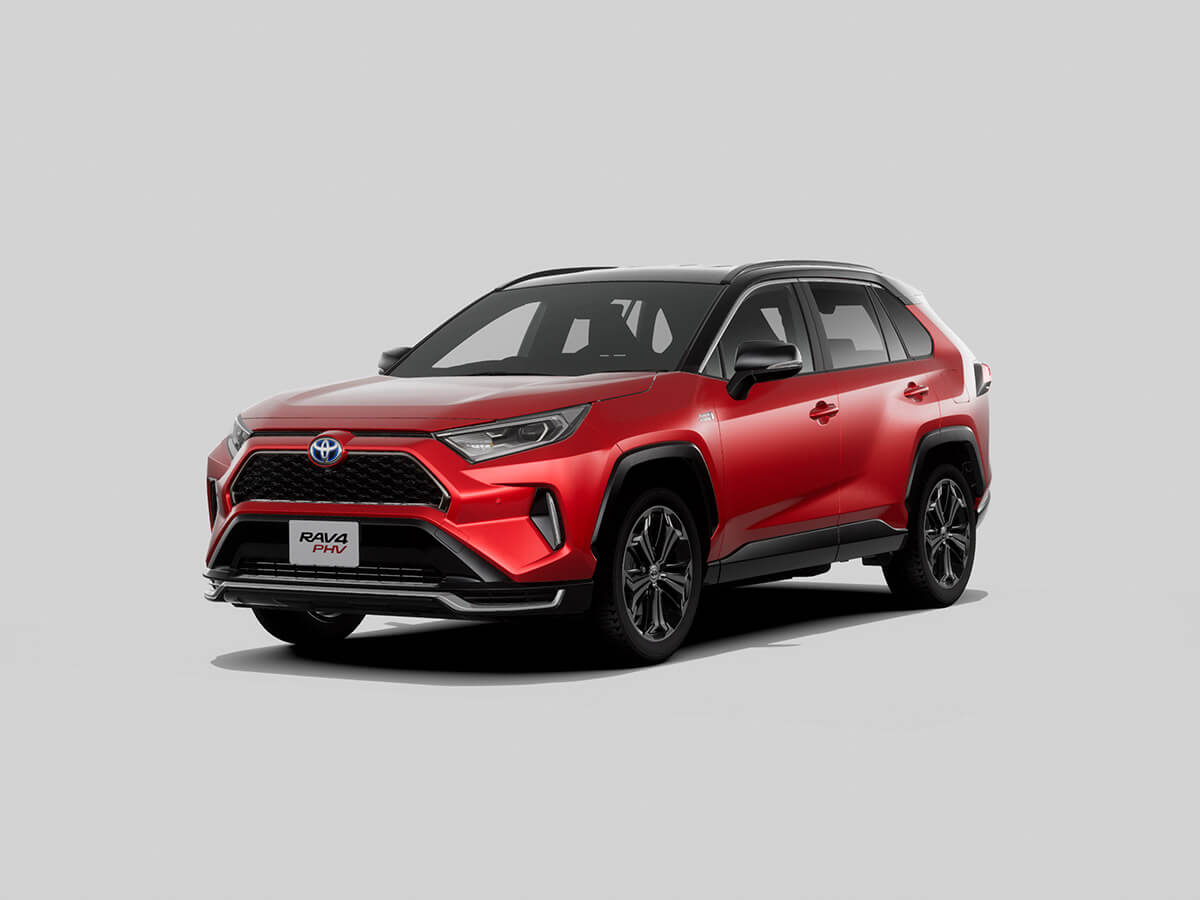 2020 Toyota RAV4 PHV Image5