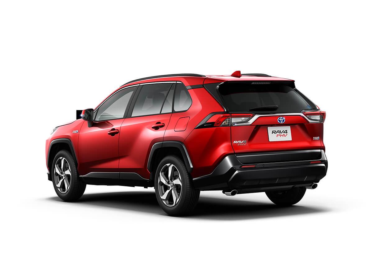 2020 Toyota RAV4 PHV Image8