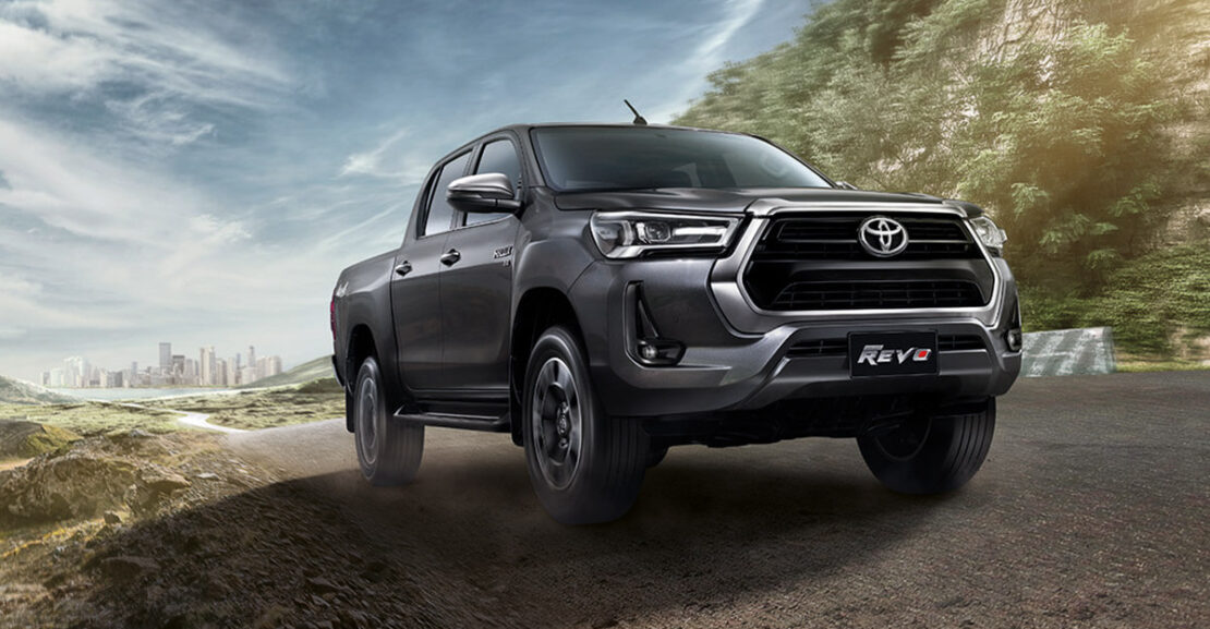 2020 Toyota Hilux Debuts With More Power Updated Design New Tech Nepal Drives