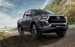 2021 Toyota Hilux Revealed Featured Image
