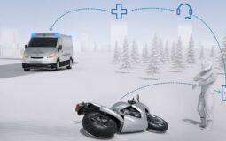 Bosch Automatic Emergency Call System Motorcycles Featured Image