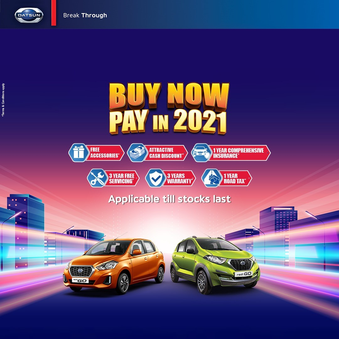 Datsun Nepal Buy Now Pay Later Image1
