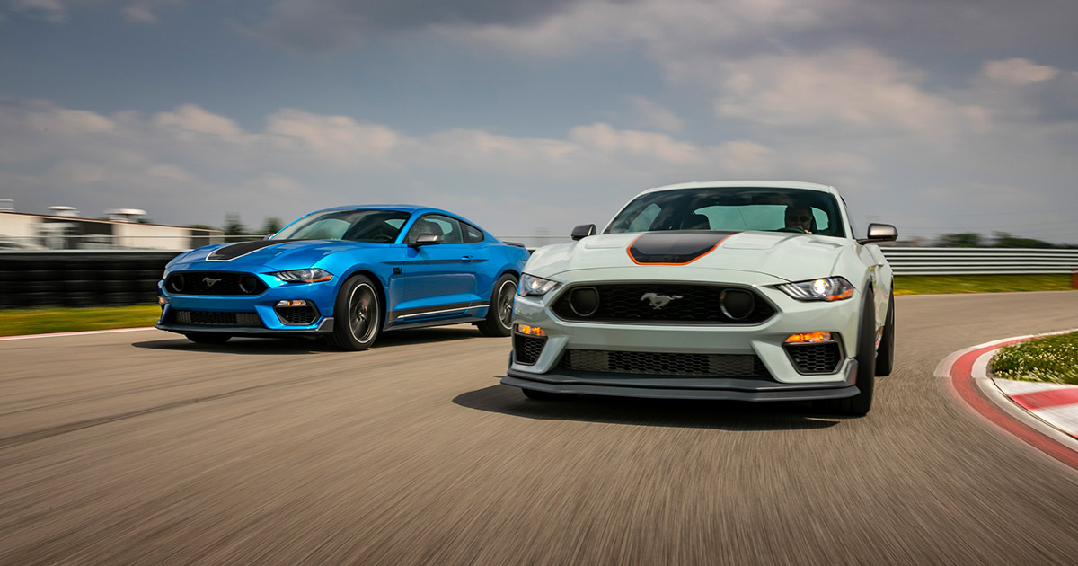Ford Mustang MACH1 Limited Edition Featured Image