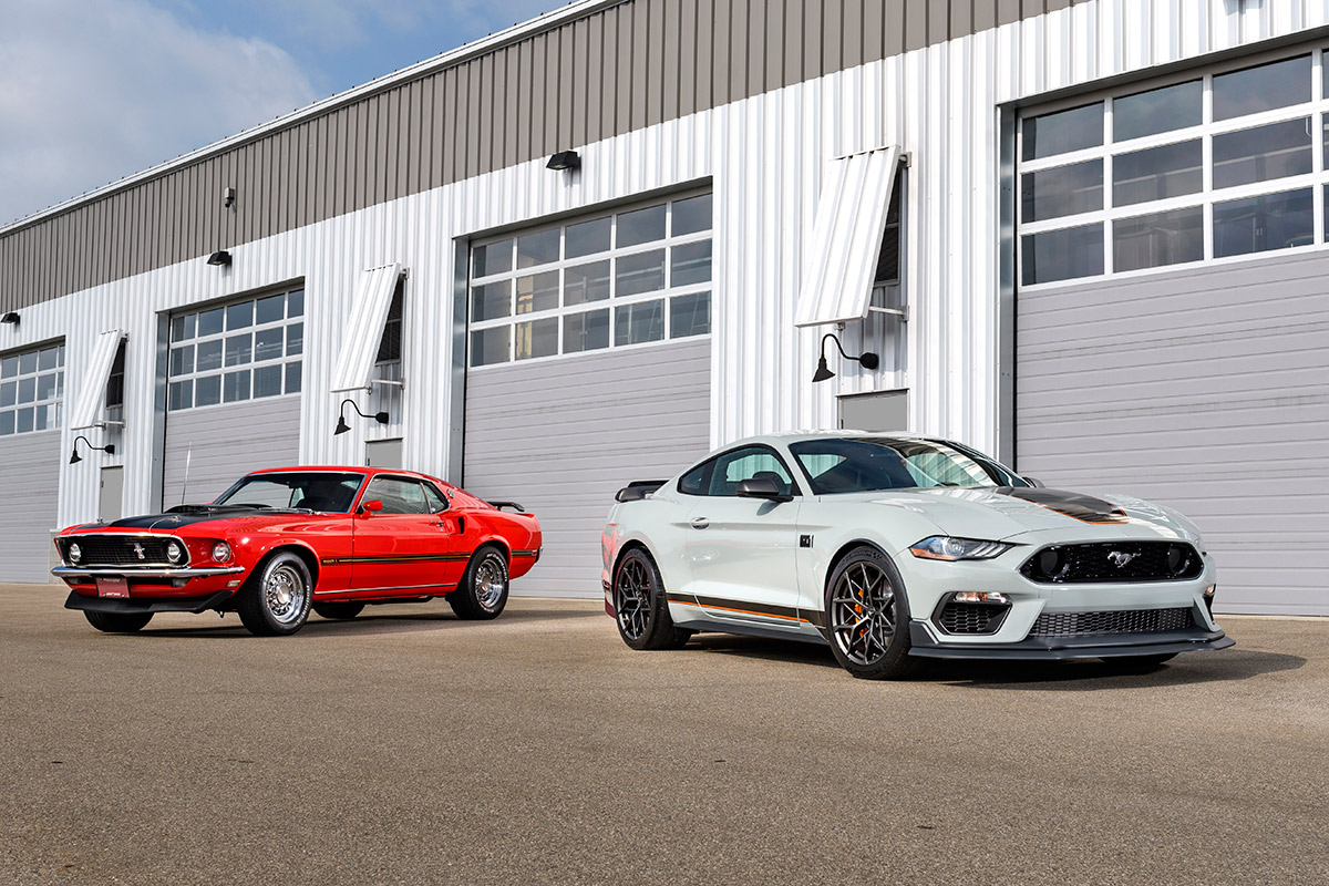 Ford Mustang MACH1 Limited Edition Image3