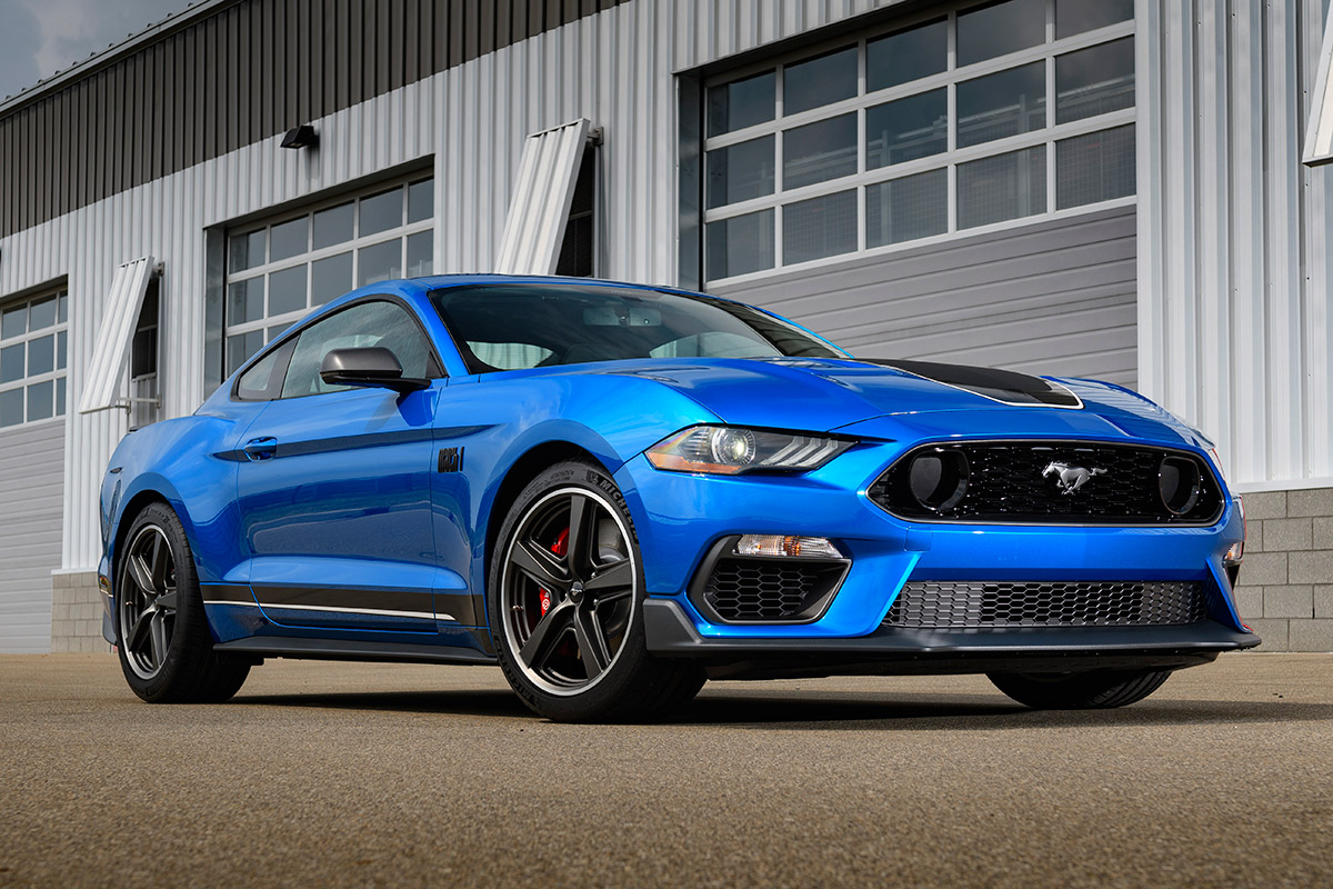 Ford Mustang MACH1 Limited Edition Image5