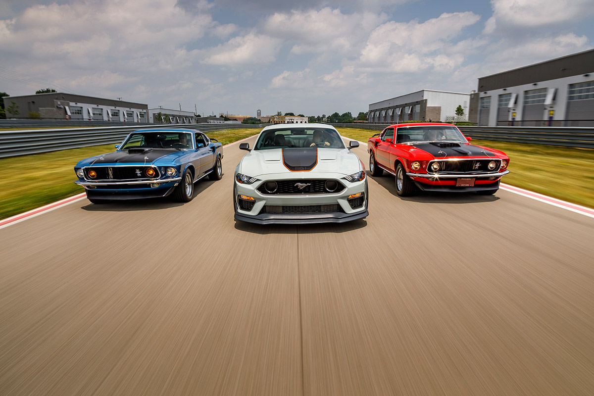 Ford Mustang MACH1 Limited Edition Image7