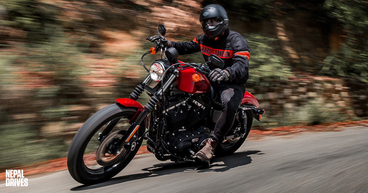 Harley Davidson Iron 883 Nepal Review Featured Image1