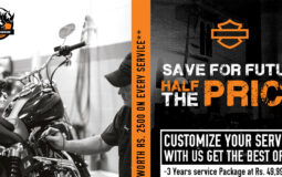 Harley Davidson Save For Future Offer Featured Image