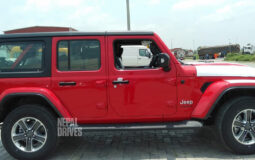 JEEP Wrangler 2020 Birgunj Customs Spy Shots Featured Image