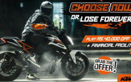KTM 250 Duke Offer Featured Image