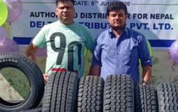 Linglong tire nepal launch delta distributors featured image