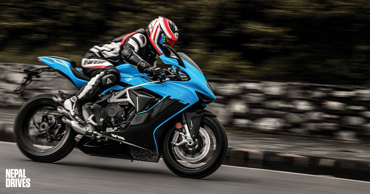 MV Agusta F3 675 Featured Image Nepal Drives 2
