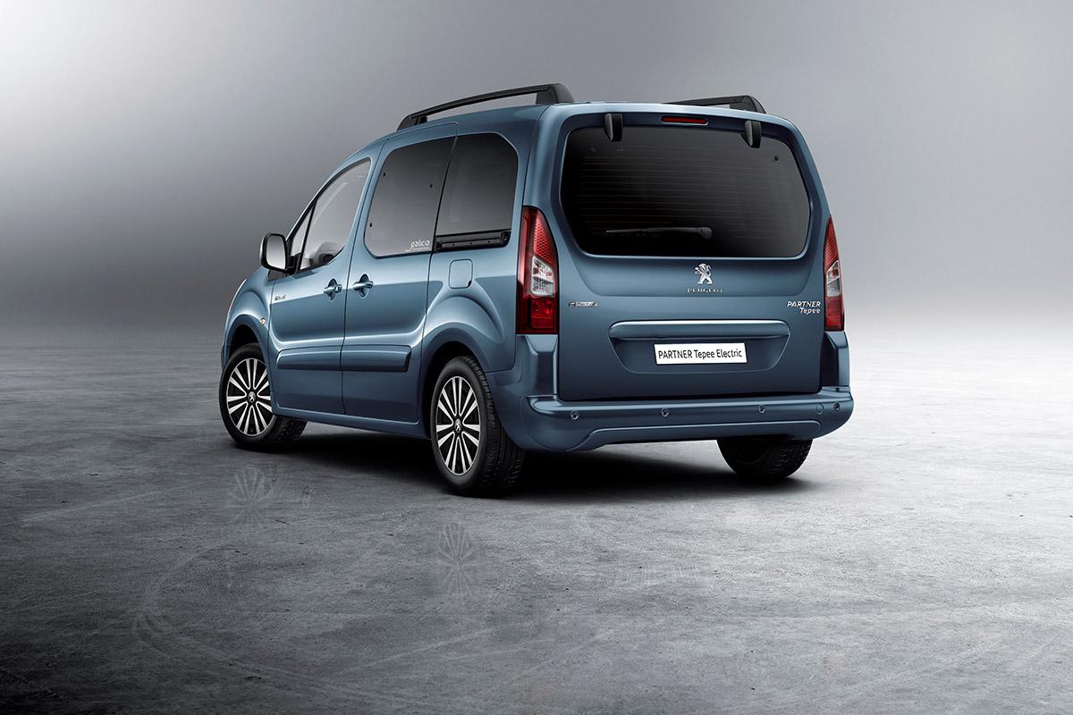 Peugeot Partner Teepee EV Nepal Pre Budget offer Image13