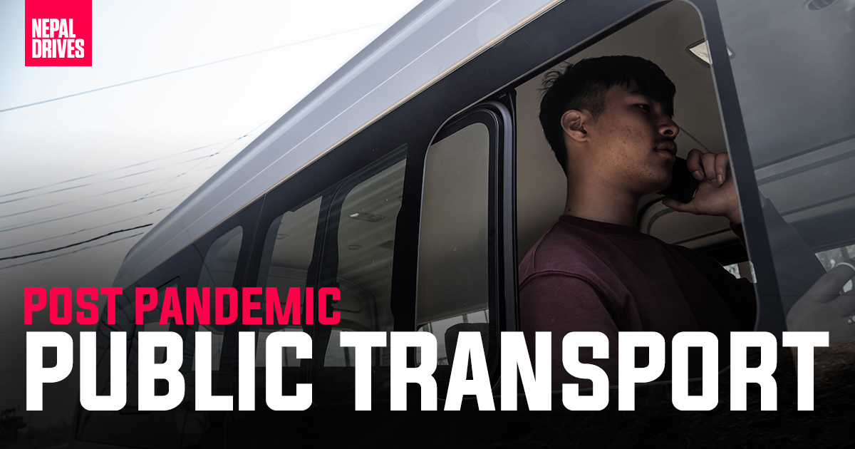 Post Pandemic COVID19 Public Transport Possible Guidelines Nepal Featured Image