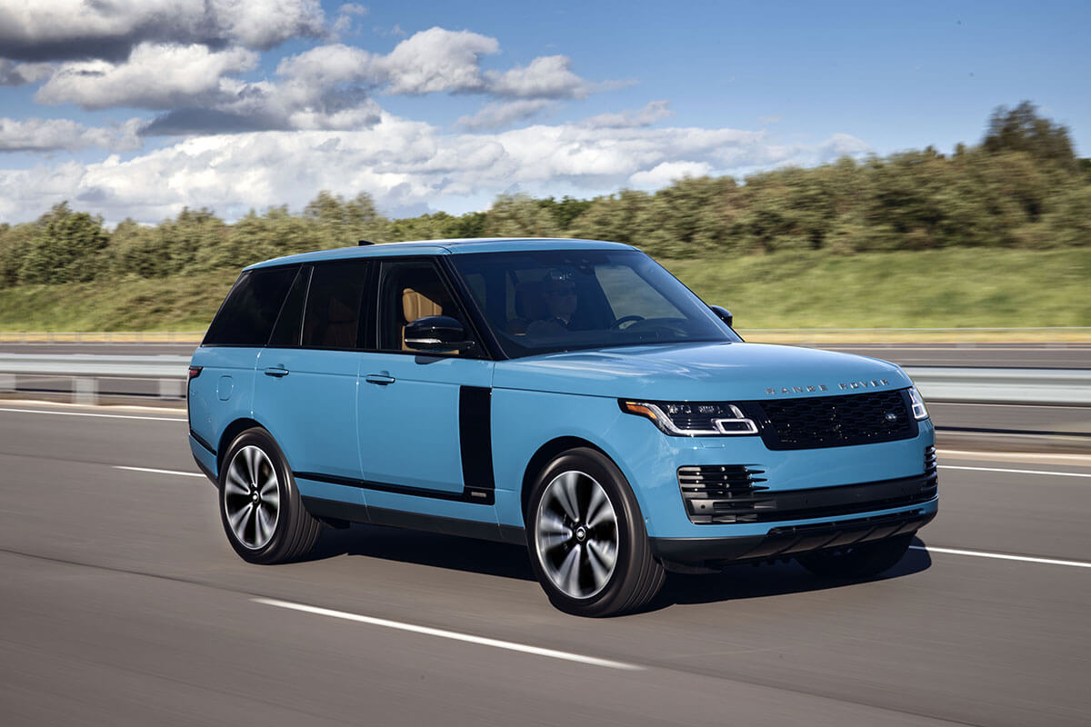 Range Rover Marks 50 Years Of All Terrain Innovation And Luxury With Exclusive New Limited Edition 1