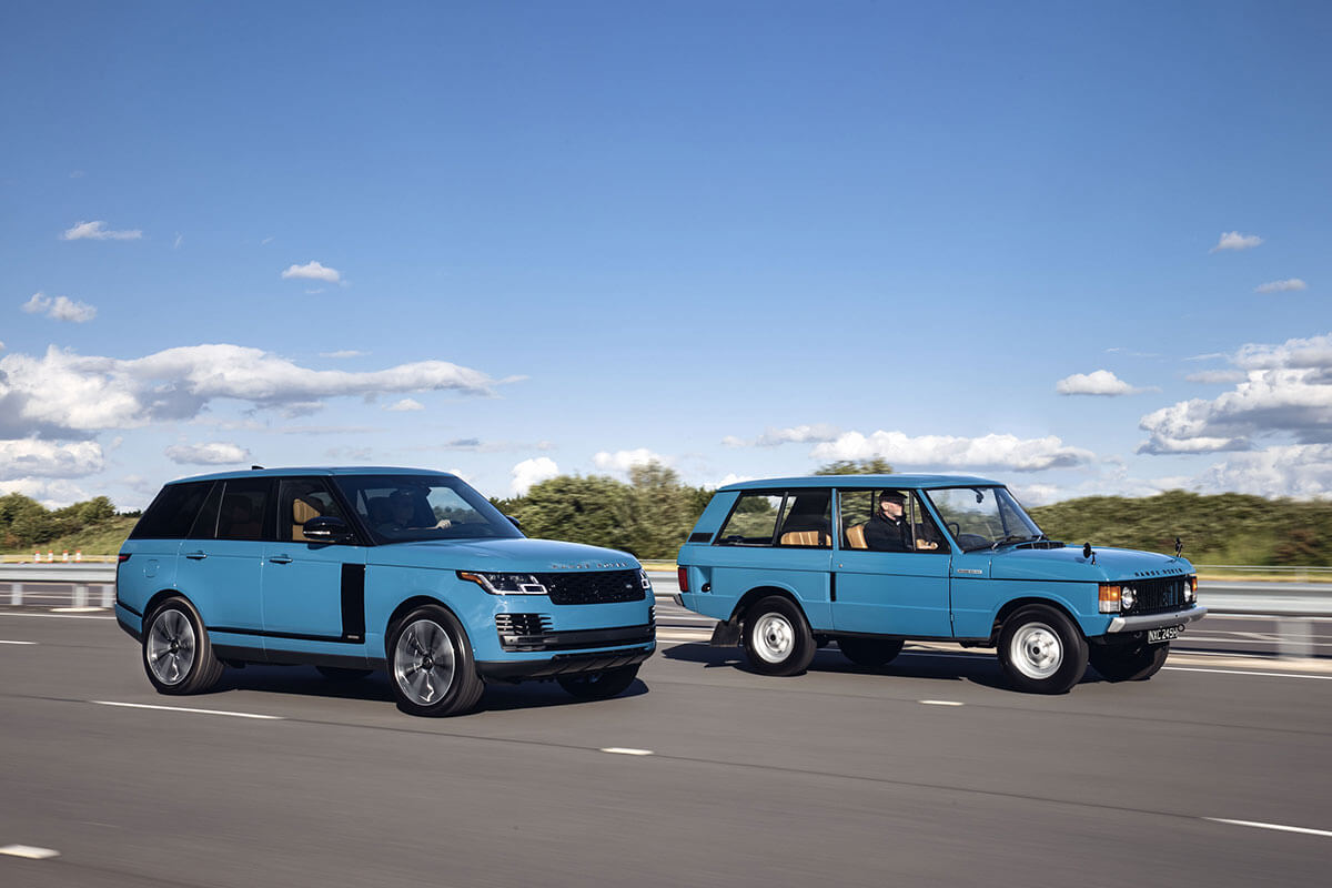 Range Rover Marks 50 Years Of All Terrain Innovation And Luxury With Exclusive New Limited Edition 2
