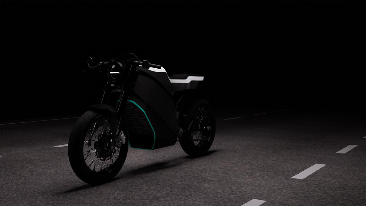Yatri Motorcycles Project Zero V3