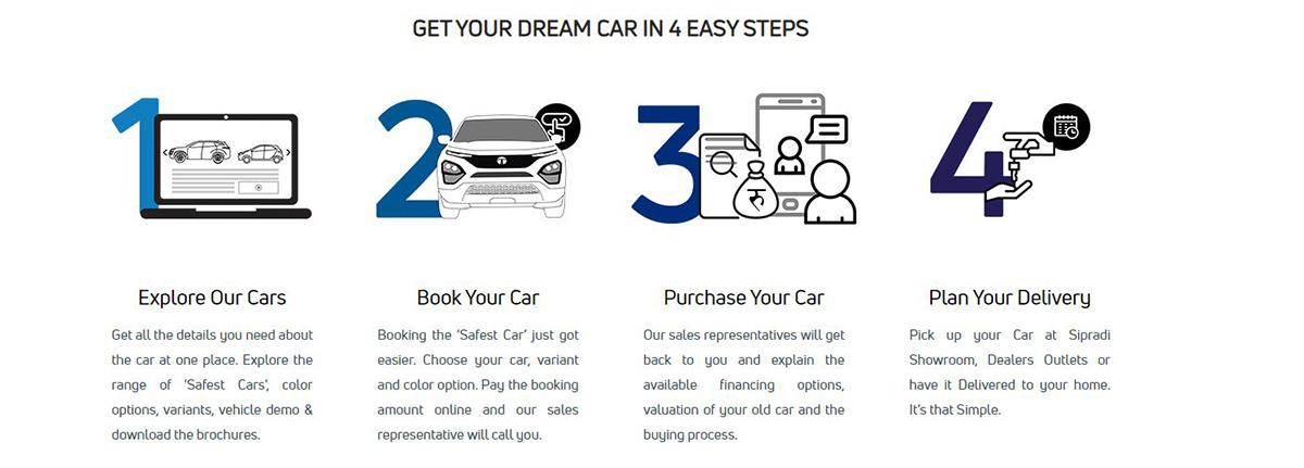 tata cars online car sales platform image2