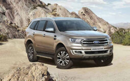 2020 BS6 Ford Endeavor Launched Featured Image