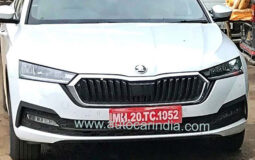 2020 Skoda Octavia Spied Featured Image