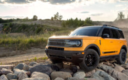 2021 Ford Bronco Sport Featured Image