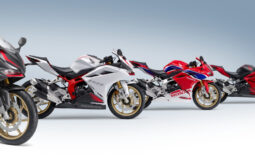 2021 Honda CBR250RR Featured Image