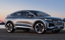 Audi Q4 e tron concept Featured Image