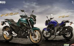 BS6 Yamaha FZ25 and FZ25S Featured Image