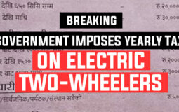 Electric Bikes Scooters Nepal yearly tax rate Featured Image