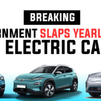 Electric Cars Nepal yearly tax rate featured image