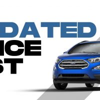 Ford New Cars Nepal Price Ecosport Featured Image