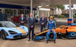 GULF PARTNERS WITH McLAREN TO ANNOUNCE MULTI YEAR PARTNERSHIP COVERING F1 AND LUXURY SUPERCARS Featured Image1