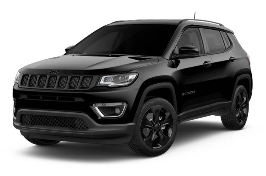 Jeep Compass Night Eagle Limited Edition Launched In India