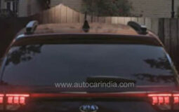 KIA Sonet Reat Styling Teaser Featured Image