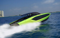 Lamborghini Tecnomar Yacht Featured Image