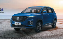 MG Hector Plus 6 seater Featured Image