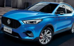 MG ZS 2020 Facelift Unveiled Featured Image