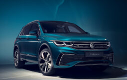 New Volkswagen Tiguan Revealed Featured Image