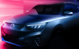 SsangYong e100 Featured Image