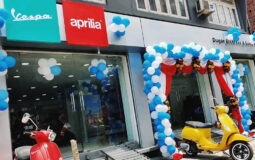 Vespa Aprilia New Showroom Dugar Teku Featured Image