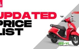 Yamaha Scooters Nepal Price List Fascino Ray Featured Image