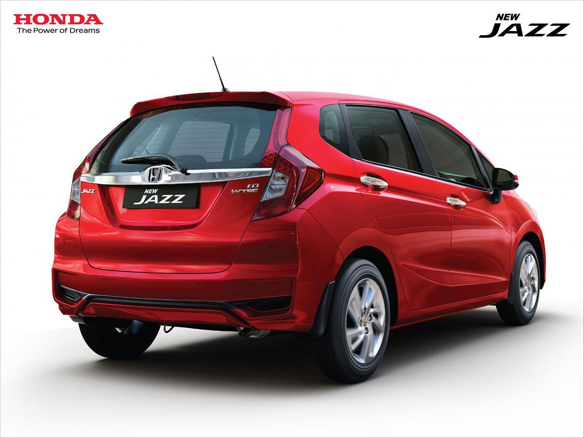 2020 Honda Jazz BS6 1