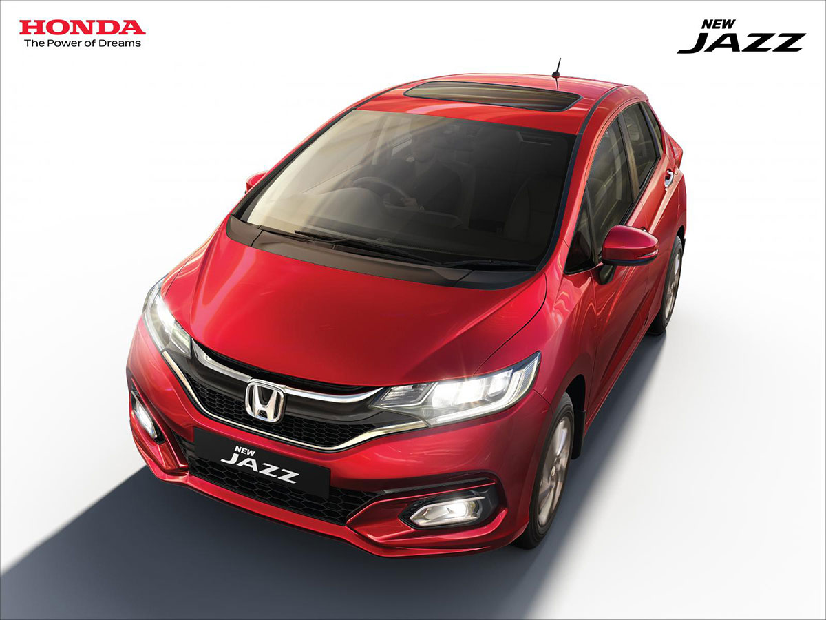 2020 Honda Jazz BS6 7